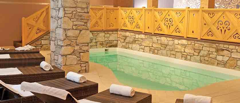 Le Savoie - Indoor pool 2